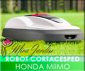 Robot Cortacésped Honda