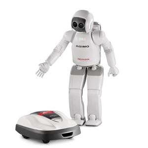 Robot cortacesped honda miimo hrm