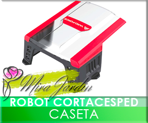 Caseta Robot Cortacésped
