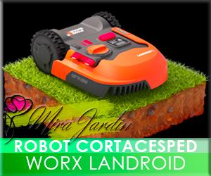 Robot Cortacésped Worx