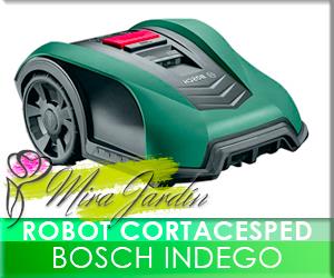 Robot Cortacésped Bosch