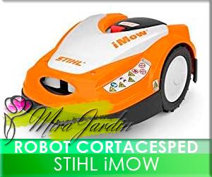 Robot cortacésped Stihl