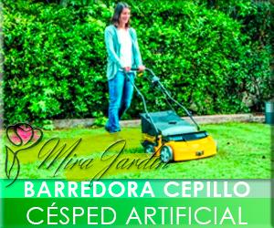 Barredora Césped Artificial