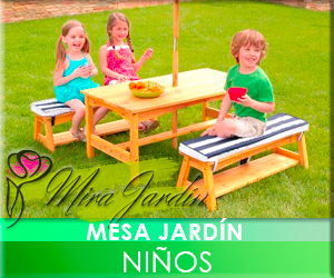 Mesa Jardín Niños