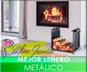Leñero Metálico